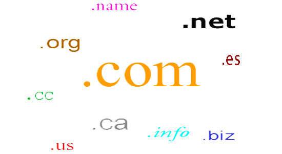 dominios de nivel superior o ccTLD